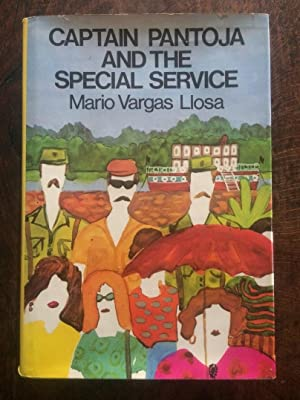 Captain Pantoja and the Special Service: Mario Vargas Llosa