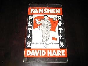 Fanshen: Hare, David