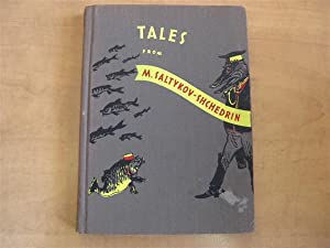 Tales From M. Saltykov-Shchedrin