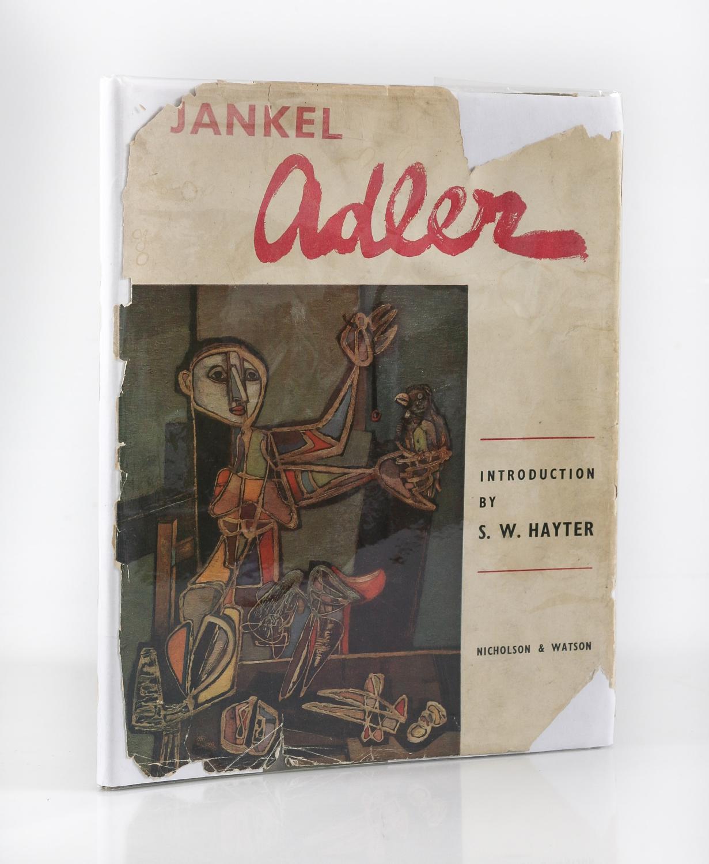 Jankel Adler: ADLER Jankel.; HAYTER S.W.