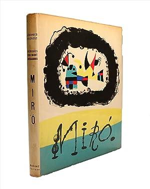 Joan Miró.: MIRÓ Joan.; PRÉVERT