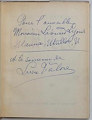 Utrillo: UTRILLO Maurice.; JOURDAIN