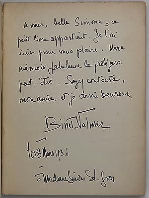 Sarah Bernhardt: BINET-VALMER. Jean-Auguste-Gustave