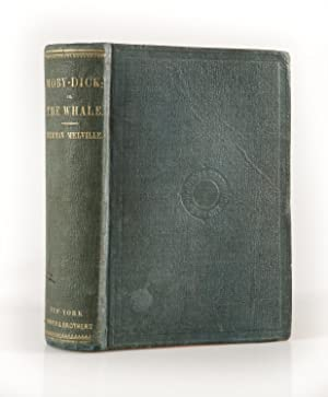 Moby-Dick; or, The Whale.: MELVILLE Herman