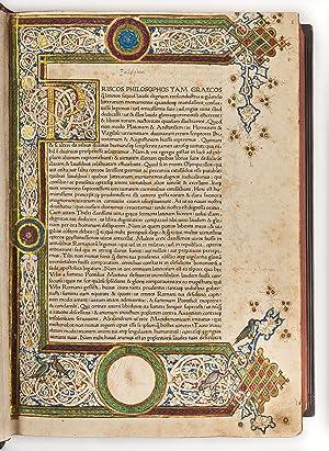 Vitae illustrium virorum (ed. Johannes Antonius Campanus).: PLUTARCH of Chareonea