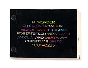 New Order Blue Monday Manual Video Thanks: NEW ORDER, ;