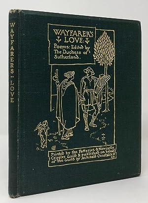 Wayfarer's Love. Contributions from Living Poets. Edited: YEATS W.B.