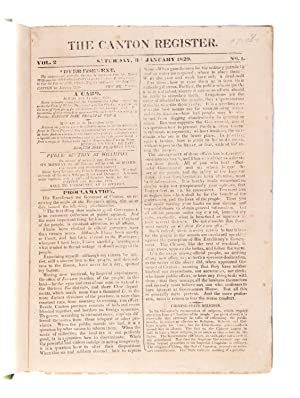 The Canton Register: MATHESON James