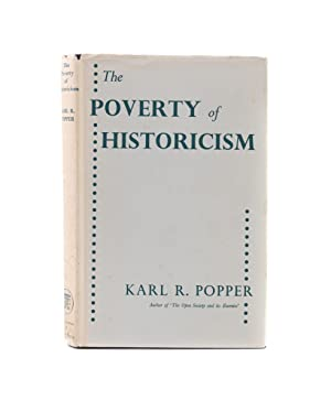 The Poverty of Historicism: POPPER Karl R.
