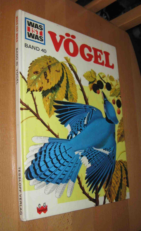 Was ist Was Band 40: Vögel: Käthe und Heinrich