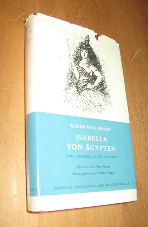 Isabella von Ägypten: von Arnim, Achim