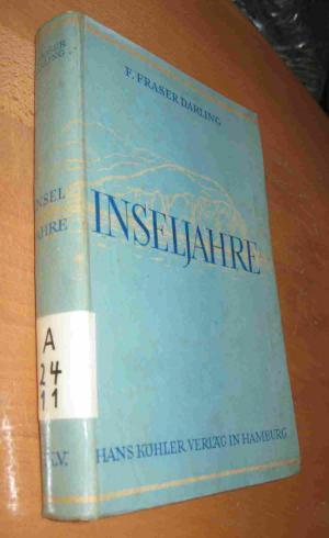 Inseljahre: Darling, F. Fraser