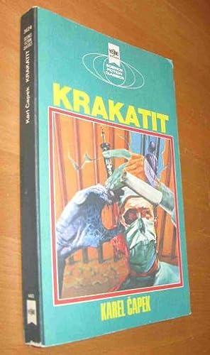 Krakatit: Capek, Karel