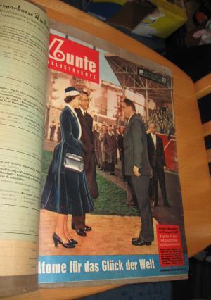 Horn Lesemappe: Bunte Illustrierte Nr. 23 /: Burda, Dr. Franz(