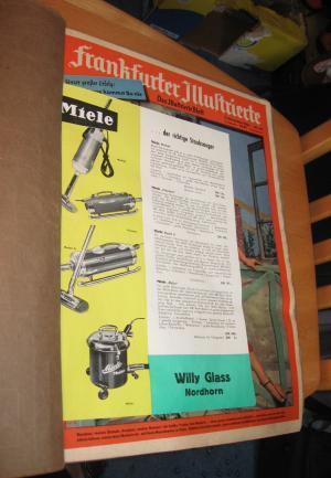 Horn Lesemappe: Frankfurter Illustrierte Nr. 44 /: Jaspert, Werner (