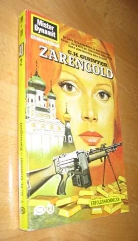 Zarengold: Guenter, C. H.