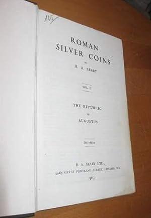 Roman Silver Coins: Seaby, H. A.