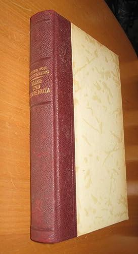 Rilke und Benvenuta: von Hattingberg, Magda