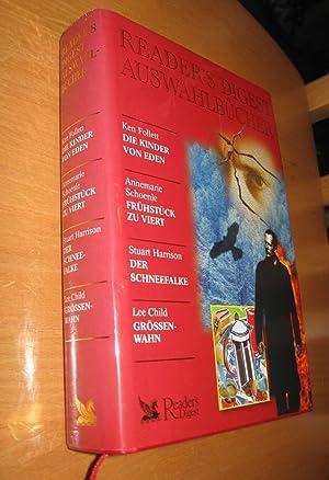 Reader´s Digest Auswahlbücher: Die Kinder von Eden/: Follett, Ken; Schoenle,