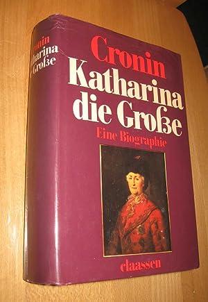 Katharina die Große: Cronin, Vincent