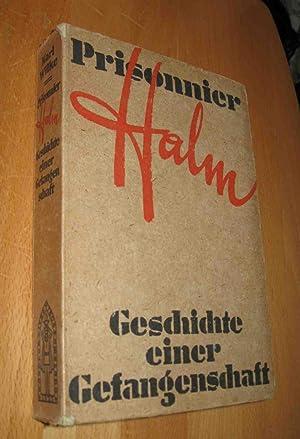 Prisonnier Halm: Wilke, Karl