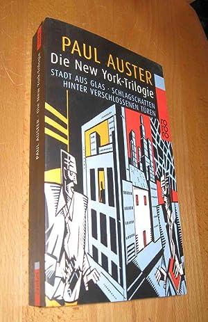 Die New York- Trilogie : Stadt aus: Auster, Paul