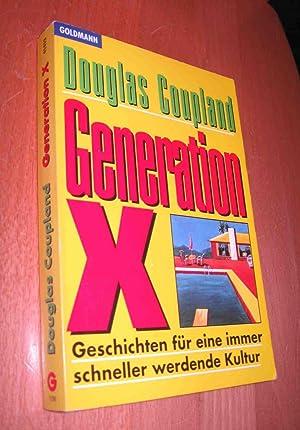 Generation X: Coupland, Douglas