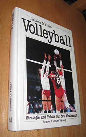 Volleyball: Fraser, Stephen D.