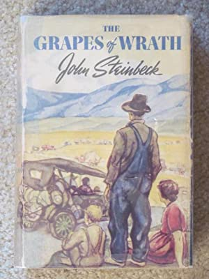 The Grapes of Wrath -- Early Printing: Steinbeck, John