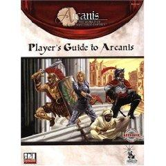 Online players guide to arcanis.