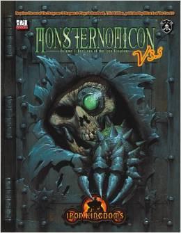 Monsternomicon V3.5 : Volume One : Denizens: Press, Privateer