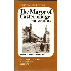 the mayor of casterbridge the At a country fair, young hay-trusser michael henchard quarrels with his wife susan, and in a drunken fit decides to auction off his wife and baby to a sailor for five guineas.