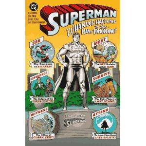 Superman : Whatever Happened to the Man: Moore, Alan &