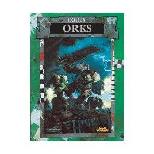 Codex : Orks: Chambers, Andy