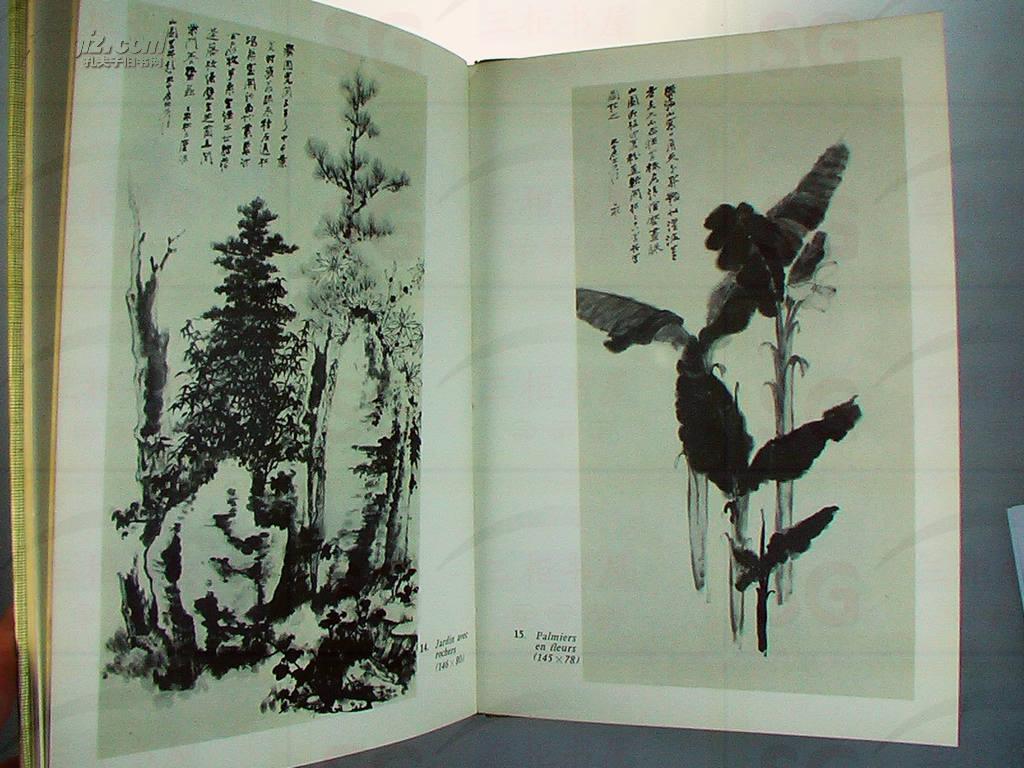 Tchang Ta Ts Ien Un Grand Peintre De La Chine Contemporaine Chang