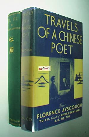 Tu Fu: The Autobiography of a Chinese: Florence Ayscough