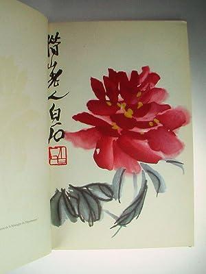 L'Univers de Chi Pai Shih. Chinese Watercolor Paintings by Chi Pai Shih: Baishi Qi; Eugen ...