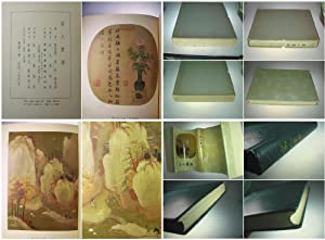 Sung Dynasty Album Paintings. Song Ren Hua Ce. Catalogue of Traditional Chinese Paintings: Cheng ...