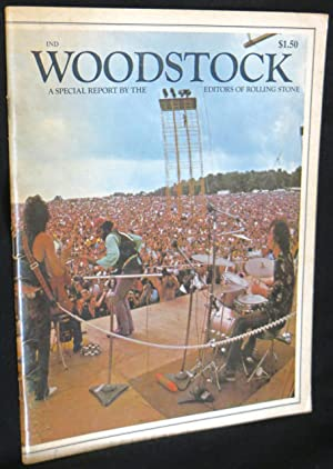 Woodstock: A Special Report by the Editors: Marcus, Greil, with