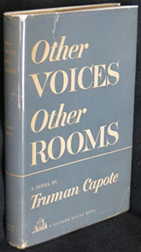 Other Voices Other Rooms by Truman Capote, Signed - AbeBooks