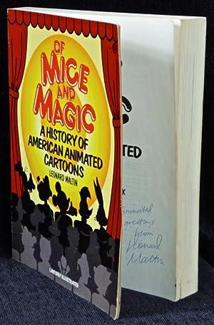 Of Mice and Magic: A History of: Maltin, Leonard