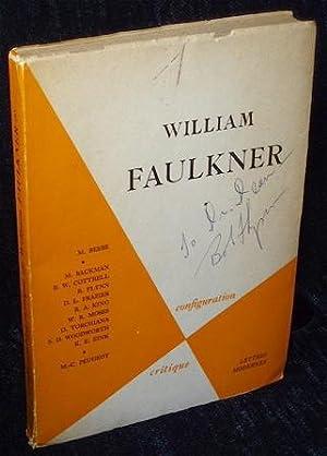 Configuration Critique de William Faulkner: Beebe, Maurice, editor