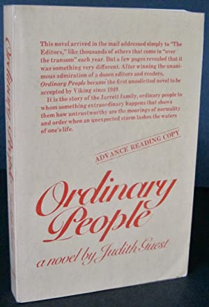 an analysis of a dysfunctional family in ordinary people by judith guest A summary of analysis in judith guest's ordinary people learn exactly what happened in this chapter, scene, or section of ordinary people and what it means perfect for acing essays, tests, and quizzes, as well as for writing lesson plans.
