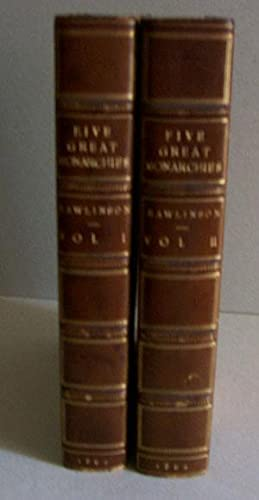 The Five Great Monarchies of the Ancient Eastern World: Volumes 1 & 2