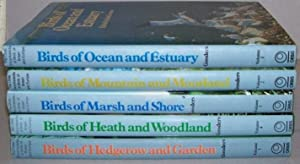 The Orbis Encyclopedia of Birds of Britain and Europe: 5 Volumes: Birds of Ocean & Estuary; ...