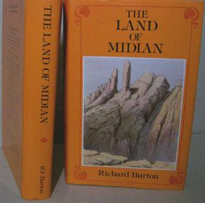 The Land of Midian (Revisited): Two Volumes: Burton, Richard Francis