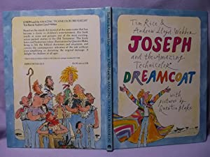 Joseph and the Amazing Technicolor Dreamcoat : Lloyd Webber, Andrew