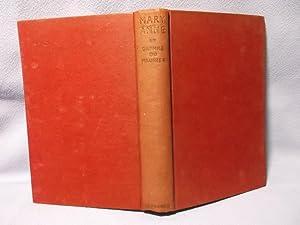 Mary Anne : A Novel : First: Du Maurier, Daphne