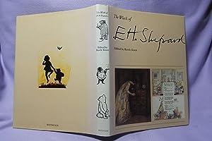 The Work of E. H. Shepard : Knox, Rawle (Editor)