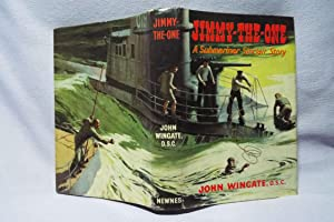 Jimmy-The-One : First printing: Wingate, John